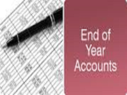 Year End Accounts for Limited Company by UK Qualified Accountant