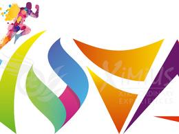 Bespoke Logo design + Creative Unlimited Revisions + Source Files + Favicon