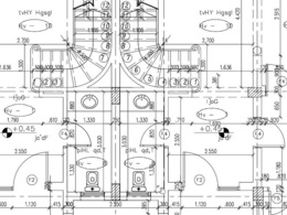 Create 2D CAD drawing