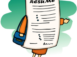 Refurbish your old resume