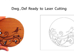 Draw Vectors Patterns Convert To Dwg Dxf For Laser Cutting