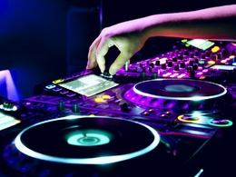 Create a DJ mix from a playlist of dance music supplied by you for 60 minutes+