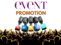 Promote Your Business Event Through Social Media Marketing & Branding