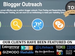 YOUR Blogger Outreach :Guest post via outreach, Content Marketer