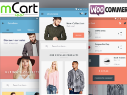 Build Woocommerce Mobile Apps with source code