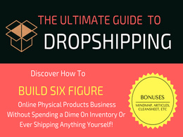 Give You Step By Step Dropshipping Guide With Bonuses BASIC