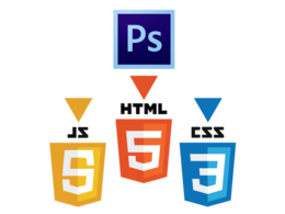 Develop HTML from PSD