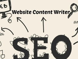 SEO Content Writing For Your Website, Blog 500 Words Web Content