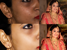Do Realistic Skin Retouch 10 photos Within 1 Hour