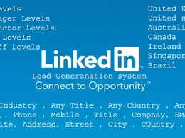 Provide you Business leads Linkeidn.