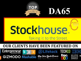 Publish Guest Post On Stockhouse DA66 Stock trading Finance blog