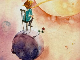 Do 7 watercolor illustrations for a book