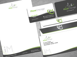 Design your complete corporate Branding/ stationery.