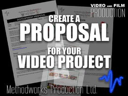 Create a basic Proposal for your Video Project