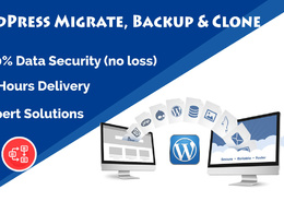 Move/transfer,backup or clone your website to where you want