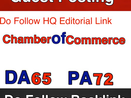Guest Post on ChamberofCommerce - Chamberofcommerce.com