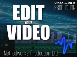 Edit up to 2 minutes of finished footage