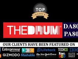 Publish a guest post on Thedrum.com DA80 PA 80 : Premium Blog