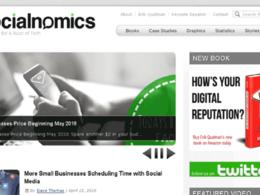 Publish Guest Post on Socialnomics.net - Socialnomics