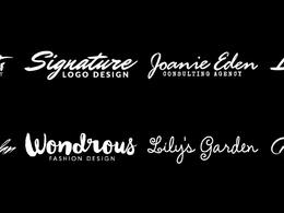 Design Professional, Branding Signature Logo