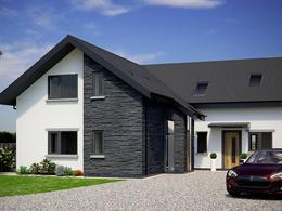 Create a stunning exterior 3D visual