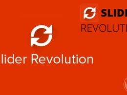 Design and create a stunning animated revolution slider