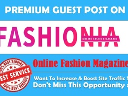 Publish Premium Guest Post On High Quality Health, Beauty Blog
