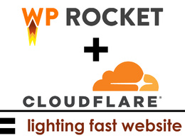 Setup Wp Rocket With Cloudflare To Speed Up Your Wordpress Blog