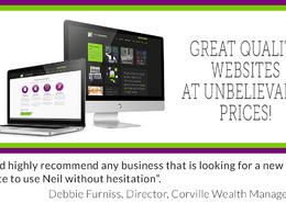 Design & develop a responsive SEO friendly WordPress CMS website