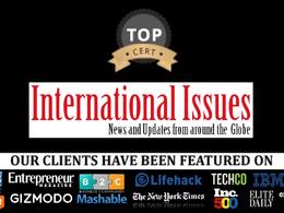 Publish Guest Post on international-issues.org, politics, news business tech niche