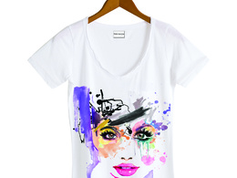 Design a great T shirt  for you