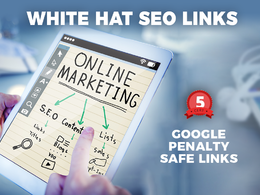Advanced UK SEO Link Building Package - White Hat Method 2018