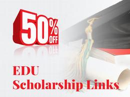 Advanced SEO Link Building Outreach For 5  EDU Scholarship Links