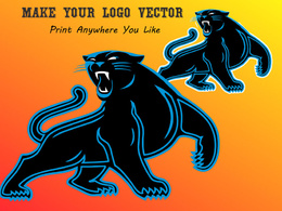 Make Your Low Resolution Logo to Vector to Use Anywhere