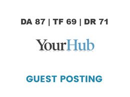 Publish a guest post on YourHub DenverPost - DA87, TF69, DR71