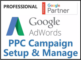 Setup a ROI Driven Google AdWords PPC Campaign With £75 Credit