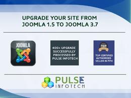 Upgrade joomla 1.5 to 2.5.x or 3.x