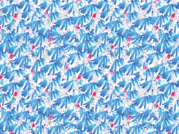 Design you a bespoke seamless repeat pattern