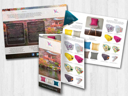 Design your print-ready trifold brochure.