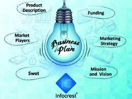 Draft  professional Business Plan and Financials for 5 years