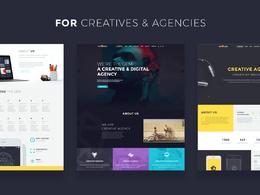Redesign your website in Wordpress/bespoke