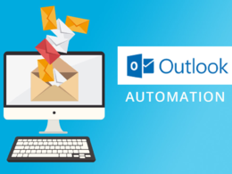 Create a custom Outlook script to automate your emails