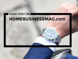 Write & Publish Guest Post on Homebusinessmag.com, DA60 Dofollow