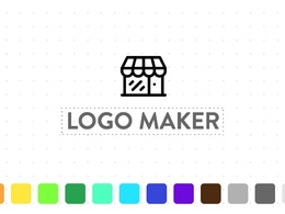 Create Hi-Res, Vector logo for your website with revisions