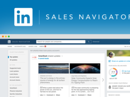 Provide a tool that extract leads from LinkedIn Sales Navigator