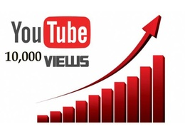 Add 3000 YouTube Video Views By Genuine Promotion your channel
