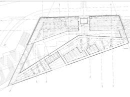 Draw a floor plan from pdf or sketches using AutoCAD or ArchiCAD