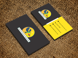 Design Professional Business Card that Stands Out !