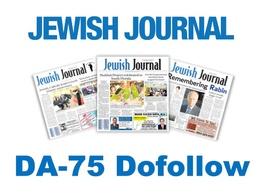 Write And guest post  On Jewishjournal Da75 Tf62 Dofollow