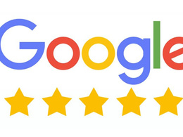 5 relevant and positive Google 5 stars reviews